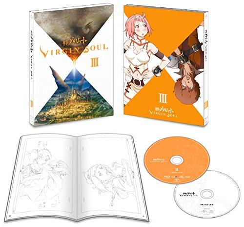 神撃のバハムート VIRGIN SOUL III(初回限定版) [Blu-ray]...