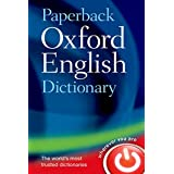 Paperback Oxford English Dictionary 7 E
