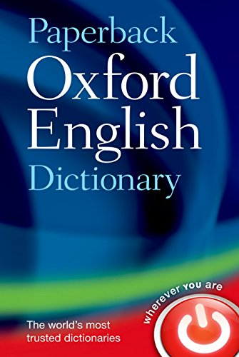 『Paperback Oxford English Dictionary 7/E』のトップ画像