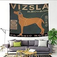 """面白い犬のタペストリーの壁掛け、動物のタペストリー、ボヘミアのサイケデリックな壁掛け、ヒッピーの自由奔放に生きるのトリッピータペストリー、アートカーペットブランケットヨガマットビーチタオル、Hipperの壁の装飾、200cmx150cm / 78.7""""x59.1"""" (Color : Golden Retriever)"""