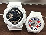 カシオCASIO 腕時計 G-SHOCK&BABY-G ペアウォッチ 恋人たちのGショックペア...
