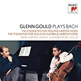 Glenn Gould Plays Bach: the 6 Sonatas Fo 画像