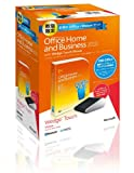 【旧商品】Microsoft Office Home and Business 2010 通常版 with Wedge Touch Mouse