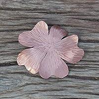 バラの花ブローチ、婦人服用ブローチ