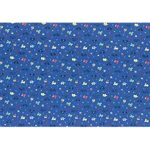LECIEN(ルシアン) ダブルガーゼプリント 60cmカット 57783-6 4082271