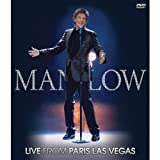 Manilow Live from Paris Las Vegas [DVD]