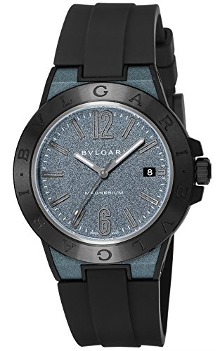 a144459d219a [ブルガリ]BVLGARI 腕時計 ディアゴノマグネシウム ブルー文字盤 DG41C3SMCVD メンズ 【並行輸入品
