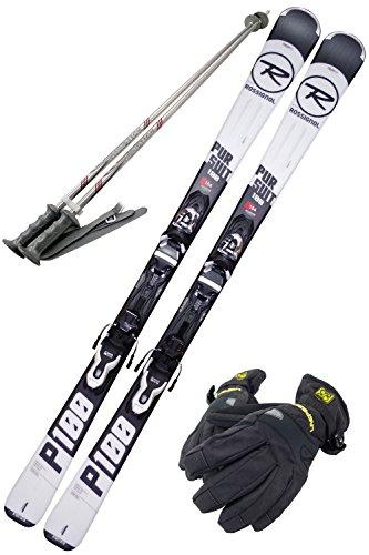 ROSSIGNOL (ロシニョール) スキー4点セット 18-19 PURSUIT 100 ブラック 149cm XPRESS ビンデ...