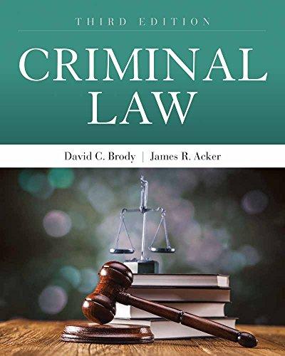 Download Criminal Law 1449698441