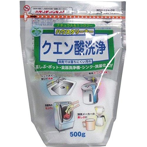 クエン酸洗浄 500g