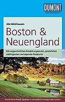 DuMont Reise-Taschenbuch Reisefuehrer Boston & Neuengland: mit Online-Updates zum Gratis-Download