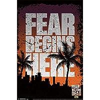 Fear the Walking Dead–ティーザーポスター22x 34in