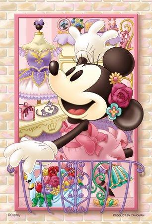 ディズニー  iPhone/Androidスマホ壁紙(freeサイズ)-1 - ミニーのプリマドンナ・ルーム