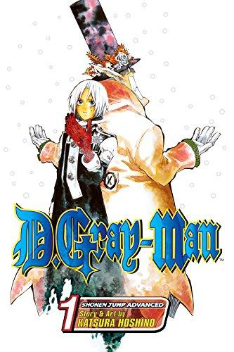D. Gray-Man, Vol. 1 (D.Gray-Man)の詳細を見る