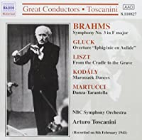 Brahms:Sym.3/Liszt:from the Cr