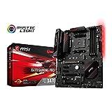 MSI X470 GAMING PRO ATX ゲーミングマザーボード [AMD X470チップセット搭載] MB4499
