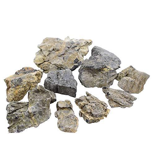 カミハタ 青華石 レイアウトセット (実際の形状や色味と異なります)