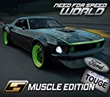 Need For Speed World Pack Muscle Edition [Online Game Code]