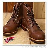 8111 IRON RANGE BOOTS(アイアンレンジブーツ) Amber Harness Leather レッドウィング画像⑩