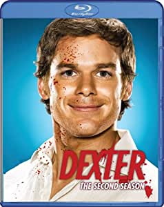 Dexter: Complete Second Season [Blu-ray] [Import]
