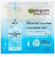 Garnier Fresh Mix Tissue Mask Hyaluronic Acid Plumps & Smoothes
