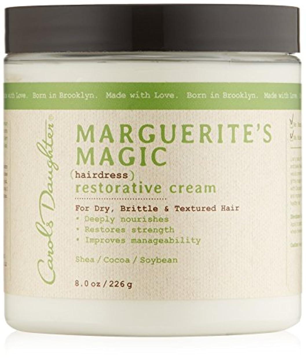 アクセシブル精度義務付けられたキャロルズドーター マルゲリーテス マジック ヘアドレス リストレーティブ クリーム (乾燥して切れやすい髪用) 226g/8oz