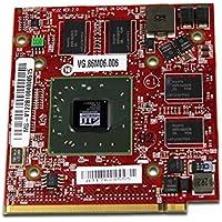 新しいラップトップddr2512MBグラフィックスビデオカードfor Acer Aspire 5520G 55205720G 57205920G 5920G - Amd Radeon Hd 3650交換Nvidia Geforce 9500M 9300M GS HD 4650MXM II VGAボード交換用