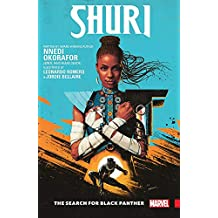 Shuri: The Search For Black Panther
