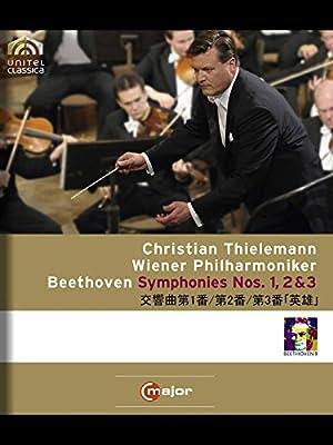 ベートーヴェン:交響曲第1番/第2番/第3番「英雄」(ティーレマン/ウィーン・フィル)