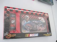 Winner's Circle Nascar Dale Earnhardt #3 Numbered Limited Edition Collectible Tin, 2 Decks of Playing Cards & Die Cast Replica Monte Carlo [並行輸入品]