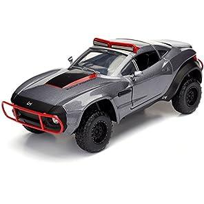 JADA TOYS ミニカー 1/24サイズ FAST&FURIOUS Letty's Rally Fighter ワイルド・スピード ICE BREAK アイスブレイク