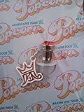 【三角カット】 嵐 公式グッズ LIVE TOUR Popcorn 会場限定 イヤホンジャック 【三角カット】【札幌・赤・レッド・櫻井翔】