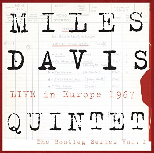 Miles Davis Live in Europe 1967 (The Bootleg Series Vol. 1)