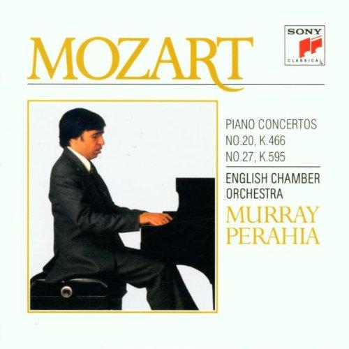 モーツァルト : ピアノ協奏曲第20番&第27番