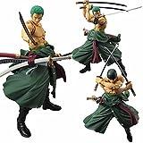 ヴァリアブルアクション Heroes ONE PIECE ロロノア・ゾロ 約18cm PVC製 塗装済み可動フィギュア [並行輸入品]