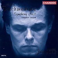 Symphony 2 by RACHMANINOV / MYASKOVSKY; (1992-10-28)