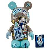 バイナルメーション ニューヨークシリーズ 9インチ ミッキーマウスフィギュア NYC Bridges 平行輸入品