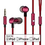 GGMM カナル型イヤホン 重低音 Hi-Fi 高音質 純正 通話On-Off機能付 日本GOODデザイン受賞 フルメタルイヤホン iPhone iPad iOS Android対応 Cuckoo (1ボタン)