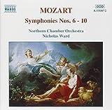 Symphonies 6-10 by W.A. Mozart (2013-05-03)