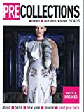 Amazon.co.jpPrecollections 「Suits & Dresses」 [Italy] Fall - Winter 2014 (単号)
