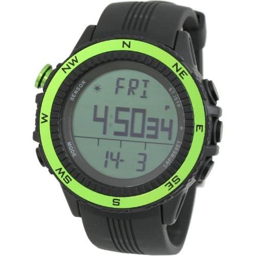 LAD WEATHER [ラドウェザー] 腕時計 ドイツ製センサー 高度計/気圧計/温度計/天気予測 アウトドア 時計 メンズ/レディース