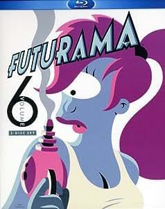 Futurama 6 [Blu-ray] [Import]