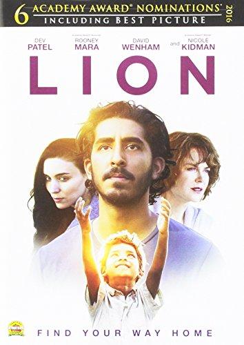 Lion [DVD] [Import]の詳細を見る