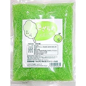 色ざらめメロン味 500gの関連商品5