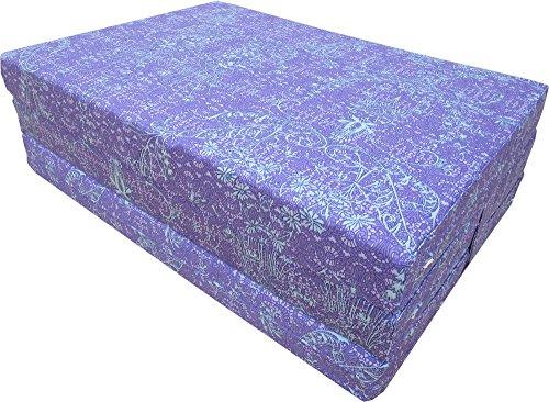 ムアツ布団 アコハード 西川 シングル 2層タイプ 110ニュートン 110n アコハードムアツ (ブルー)