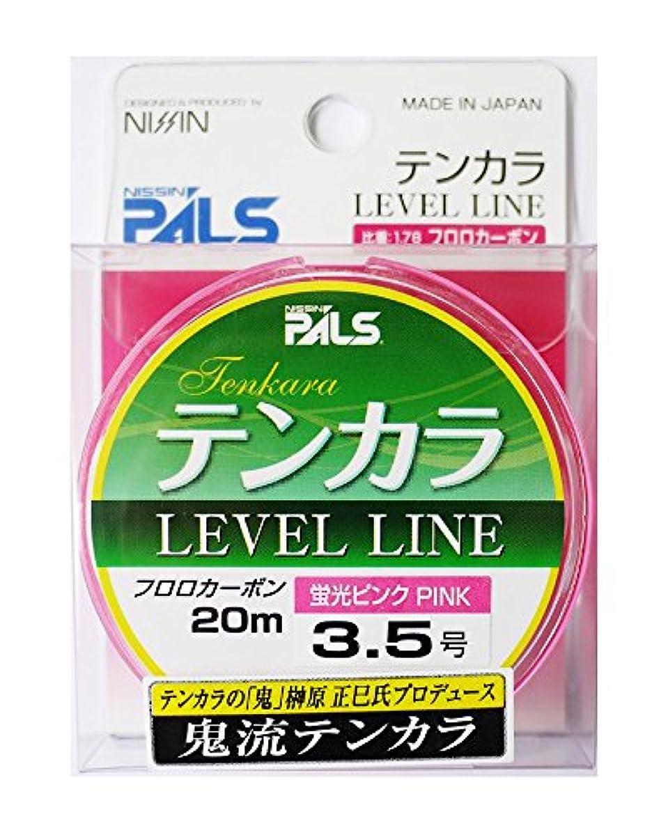 ボンド約設定に渡って宇崎日新 テンカラライン 鬼流テンカラライン 20m 3.5号 ピンク