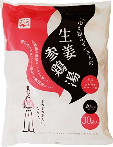 永谷園 「冷え知らず」さんの生姜参鶏湯 30p