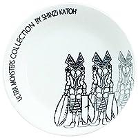 ウルトラ モンスターズ コレクション 軽量カレー皿 バルタン星人 U-144