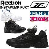 (リーボック)Reebok スニーカー INSTAPUMP FURY ROAD PL ポンプフューリー BLACK/BLACKICE(AQ9978) (並行輸入品)