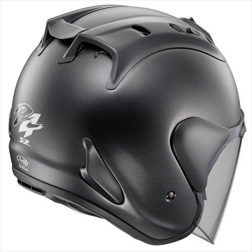 アライ(ARAI) バイクヘルメット ジェット SZ-Ram4 フラットブラックXL 61-62cm